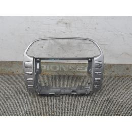 Mascherina cuscotto radio Fiat Bravo dal 2007 al 2014 cod : 226571