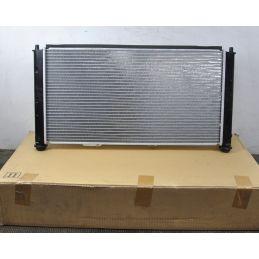 Radiatore Mazda 323 F V dal 1994 al 1998 cod. KF40-15-200 radiatore nuovo mai utilizzato con piccola ammaccatura