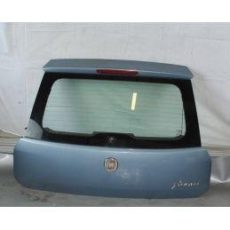 Portellone bagagliaio posteriore Fiat Grande Punto dal 2005 al 2012