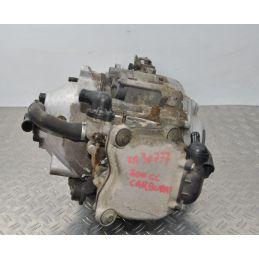 Blocco Motore Malaguti Madison 200 carburatore dal 2007 al 2012 cod M243M num mot. 8466 km 30777