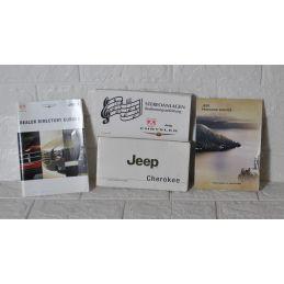 Manuale uso e manutenzione  Jeep Cherokee Dal 2002 al 2007