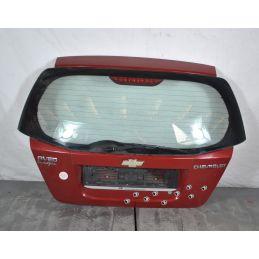 Portellone bagagliaio posteriore Chevrolet Aveo Dal 2006 al 2011
