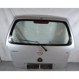 Portellone bagagliaio posteriore Opel Agila A Dal 2000 al 2007